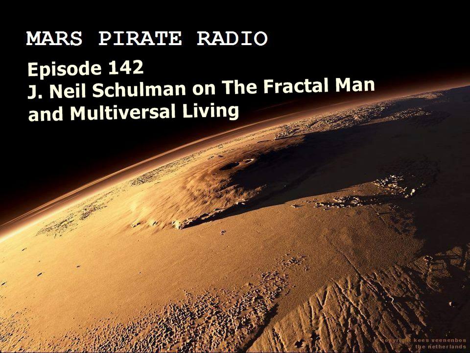 Mars Pirate Radio Episode 142 Logo